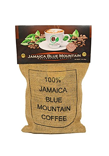 1LB. 100% Jamaica Jamaican Blue Mountain Coffee - Wallenford Estate