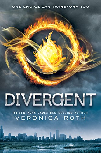 Divergent (Divergent Trilogy, Book 1) cover