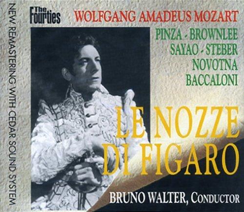 OPERA - WOLFGANG AMADEUS MOZART : LE NOZZE DI FIGARO(2CD) - OPERA FROM AMERICA(IMPORT) (Wolfgang Amadeus Mozart Le Nozze Di Figaro)