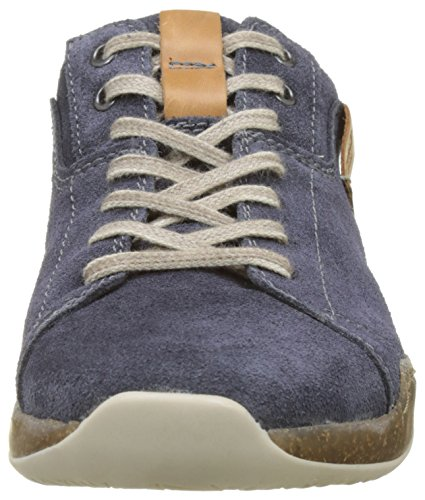 Seibel kombi Bleu Josef 01 jeans Ricky Basses Baskets Femme RwxpqnZA