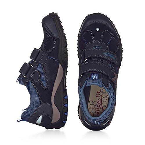 lacets ville de pour Chaussures Kombi à Ocean Superfit garçon xwIqgpEp5