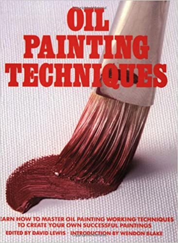 Oil Painting Techniques (Artist 39:s Painting Library)