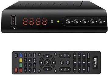 Digivolt TDT HD y TDT 2 Alta Definición USB Rec TDT-7405: Amazon.es: Electrónica