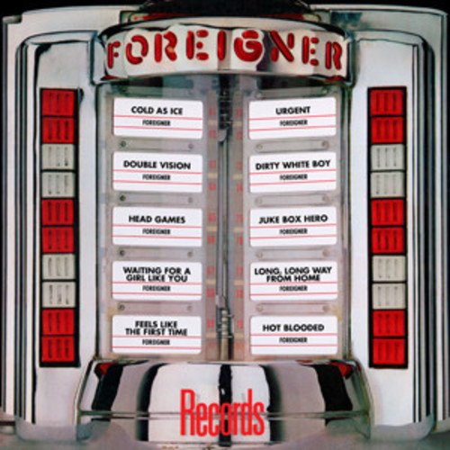Foreigner - Records-Greatest Hits - Zortam Music