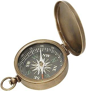 Générique 179 Boussole Laiton Vieilli Diamètre 4,5 cm Générique 179_Diamètre 4