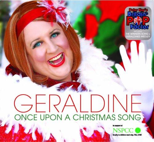 Once Upon a Christmas Song Christmas Song Geraldine