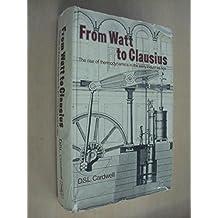 From Watt to Clausius