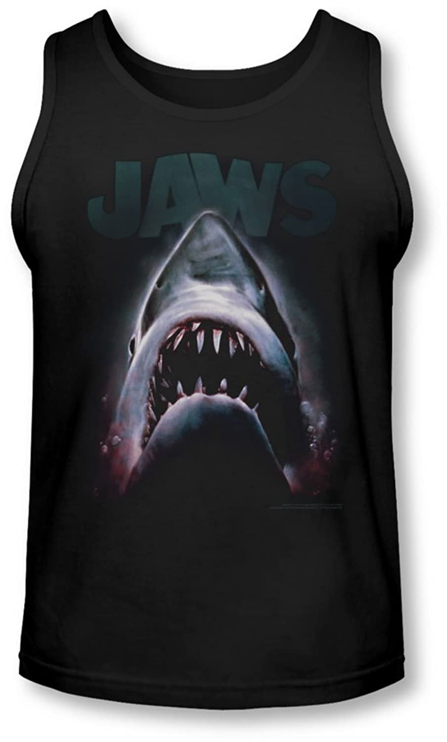 Jaws - Mens Terror In The Deep Tank-Top