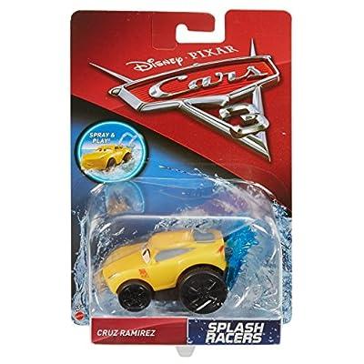 Disney Pixar Cars 3 Splash Racers Cruz Ramirez Vehicle: Toys & Games