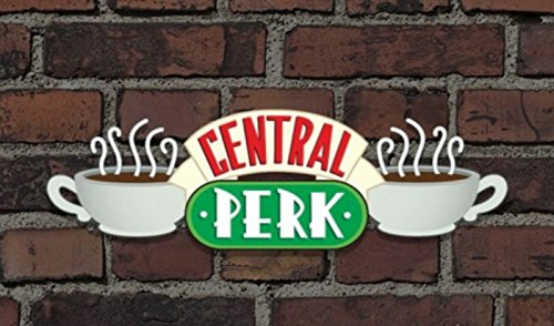 Friends (Central Perk Sign) Television Poster Masterprint TV Show Poster