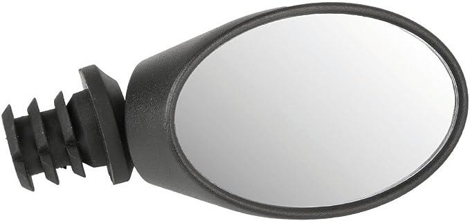 Fahrrad-Rückspiegel verstellbar Ø ca 76mm Montage am Lenkerende 3D-Verstellung