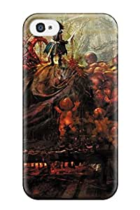 tina gage eunice's Shop Discount Case Cover, Fashionable Iphone 4/4s Case - Alice Madness Returns Video Game Other