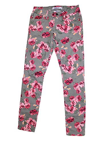 Vigoss Stretch Floral Straight Skinny product image