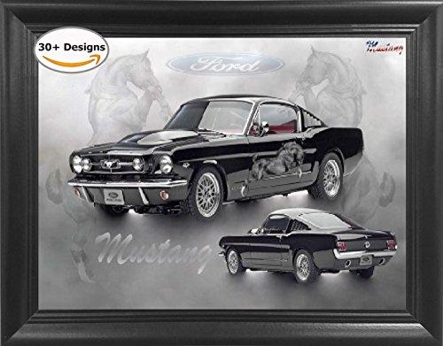 classic camaro poster - 7