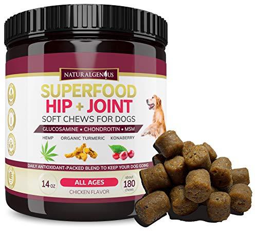 Natural Genius Superfood Glucosamine Chondroitin product image