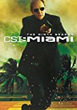 CSI: Miami: Season 9 (DVD)