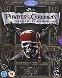 Kyпить Pirates of the Caribbean: Four-Movie Collection [Blu-ray] на Amazon.com