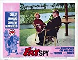 The Fat Spy POSTER Movie (1966) Style B 11 x 14 Inches - 28cm x 36cm (Phyllis Diller)(Jack E. Leonard)(Brian Donlevy)(Johnny Tillotson)(Jayne Mansfield)
