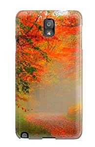 Julian B. Mathis's Shop Christmas Gifts Durable Scenic Back Case/cover For Galaxy Note 3