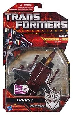 Transformers Generations: Decepticon Thrust Action Figure