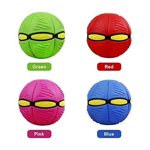 GOKKO Flat Ball Palla Frisbee Outdoor