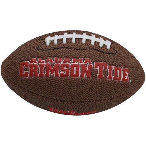 - NCAA Alabama Crimson Tide Team Football, Mini, Brown