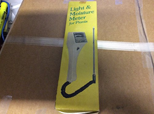 Tandy Mid 1980s Radio Shack Light and Moisture Meter for ...