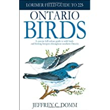 Lorimer Field Guide to 225 Ontario Birds