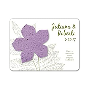 51rs8D6QbzL._SS300_ Plantable Wedding Favors and Seed Packet Wedding Favors