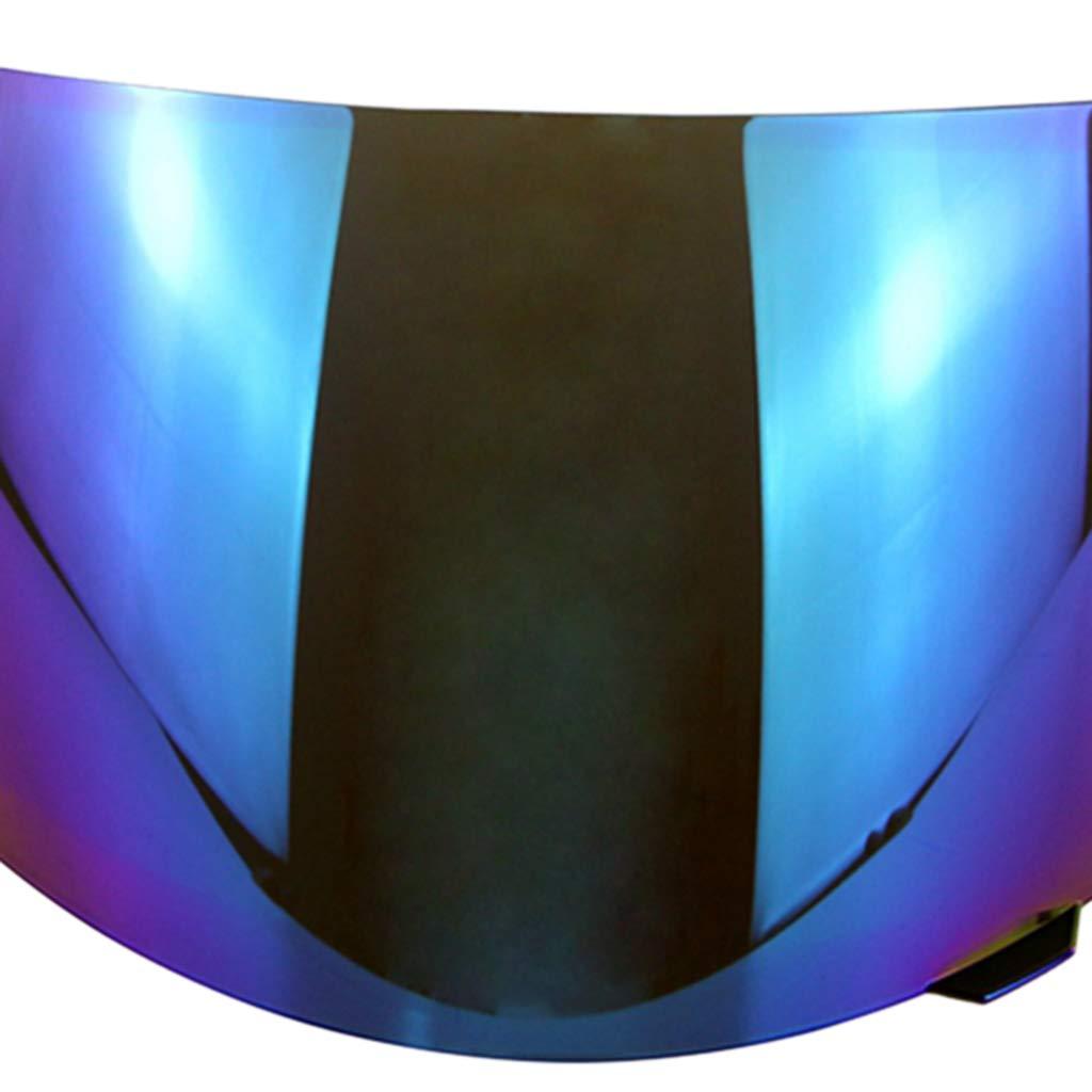 2 Sharplace Visiera Casco Integrale Per Moto Per Hjc Hj-09 Cl-15 Cl-17 Cl-16 Cl-sp