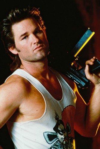 Kurt Russell como héroe de acción