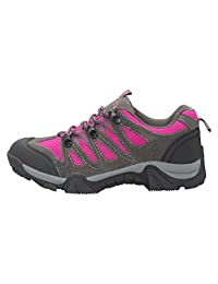 Mountain Warehouse Cannonball Kids Trainers Hiking Shoes