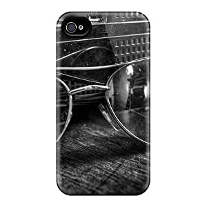 Fashion Design Hard Case Cover/ JZnZfnh8561zkhoO Protector For Iphone 4/4s by Maris's Diary