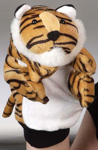 "Tiger Glove Puppet 7"" by Wild Republic"