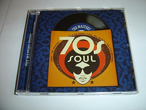 Price comparison product image 70's Soul – The Master Series [Audio CD]