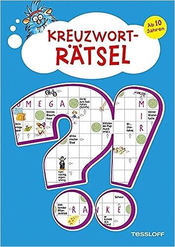 Kreuzworträtsel Ab 10 Jahren Spielen Lernen Wissen Rätsel Spaß
