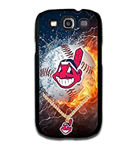 Diy Phone Custom Forever MLB Cleveland Indians Team For SamSung Note 2 Case Cover