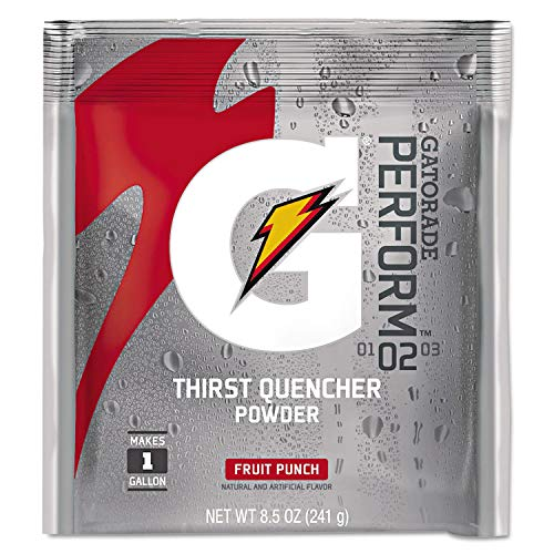 Original Powdered Drink Mix, Fruit Punch, 8.5 Oz Packets