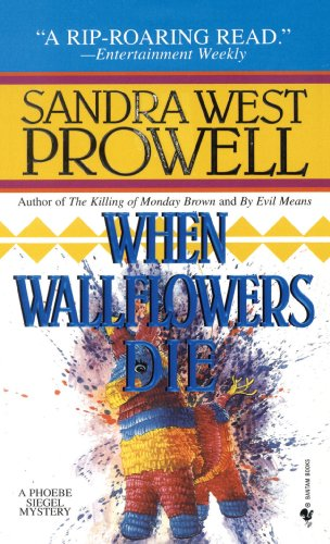 book cover of When Wallflowers Die