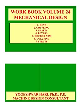 WORK BOOK VOLUME 24 MECHANICAL DESIGN