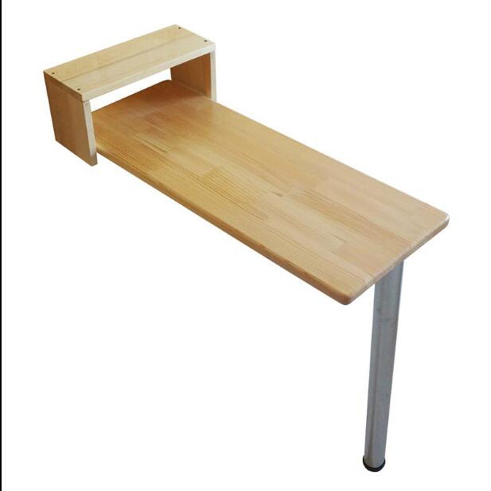XIAOLIN 折り畳みテーブルバーテーブル小さな家族の壁のバーテーブル木の色のダイニングテーブルホーム省スペースオプションのサイズ (サイズ さいず : 85*40*80cm) B07DWMNYKQ 85*40*80cm 85*40*80cm