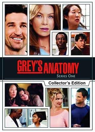 Amazon.com: Grey\'s Anatomy - Season 1 - Collectors\' Edition [Import ...