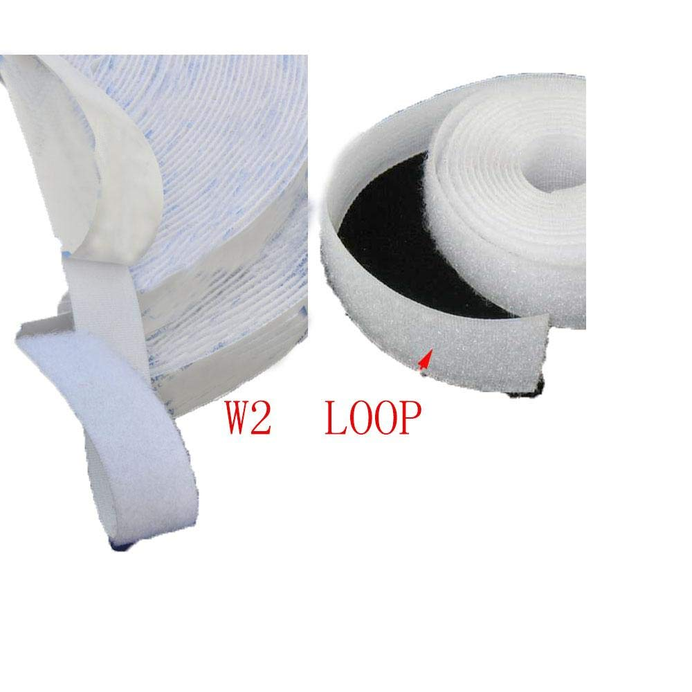 forone Fashion Cable Tie Durable Nylon Adhesive Strap Hook & Loop Fastening Tape