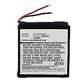 700mAh 361-00026-00 Battery Replacement for Garmin Forerunner 205, Forerunner 305 GPS Receiver Sport Watch