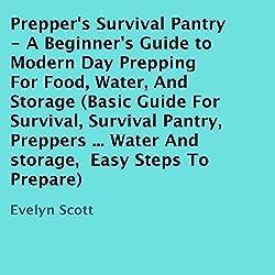 Prepper's Survival Pantry