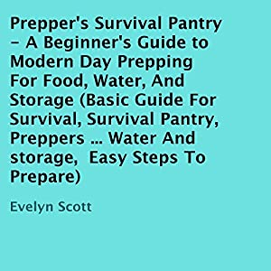 Prepper's Survival Pantry Audiobook