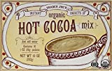 Trader Joe's Organic Hot Cocoa Mix 10 oz Instant Packets (2 Boxes) Review