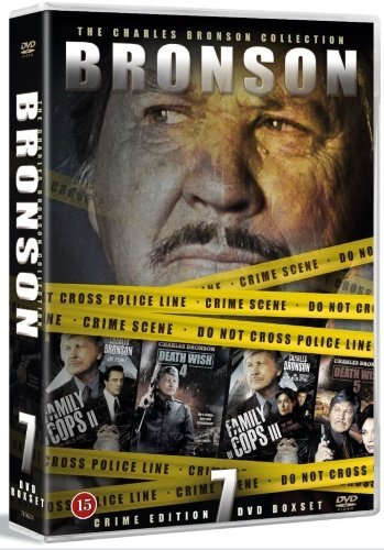 Charles Bronson Collection - 7-DVD Box Set ( Death Wish II / Death Wish III / Death Wish IV: The Crackdown / Death...