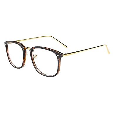 Deylaying Mode Petite vue Des lunettes Myope Des lunettes Gros Plein Cadre Myopie  Lunettes -1.00-1.50 -2.50-3.50 -4.50-5.50 -6.00 (Ces sont pas lunettes de  ... c166ac07c778