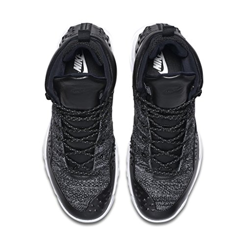 Nike Men 862505-001 Sneakers Nero / Bianco